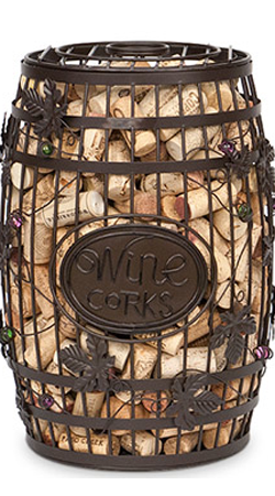 Barrel Cork Cage