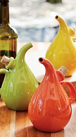 Olive Oil Decanter- Ceram