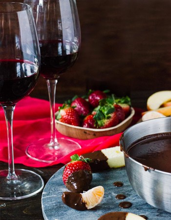 Non-Member - Chocolate Fondue Experience Saturday, February 9th