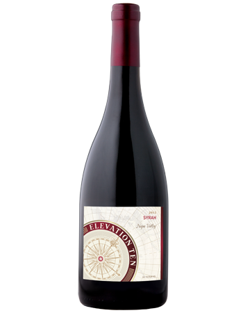 2016 Coombsville Syrah