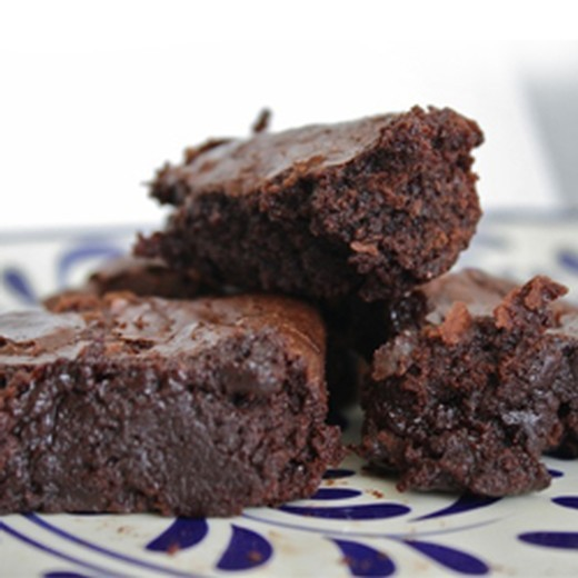 Scharfen Berger Brownies